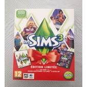 Pack De No�l Sims 3 - Les Sim 3 + Les Sims - Acc�s Vip