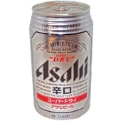 Bi�re Asahi Super Dry 350ml En Canette Par Carton De 24