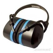 Casque Anti-Bruit Pliable Expert Snr 33 Db Snr 33 Db Silverline 868768