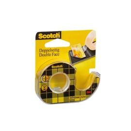 3m Scotch Ruban Adh�sif Double Face 665, Inclus D�vidoir A