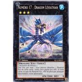Numero 17: Dragon Leviathan , Starfoil ( Sp13-Fr013) 1er Edition