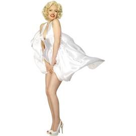 Marilyn Monroe Classic Halterneck Dress, Female Uk Dress 12-14