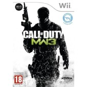 Call Of Duty : Modern Warfare 3 [Import Espagnol] [Jeu Wii]