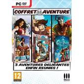 Coffret Aventure : Captain Morgane + Deponia + Ghost Pirate