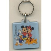Porte Cl�s - Disneyland Paris - Walt Disney - Mickey Minnie Donald Pluto