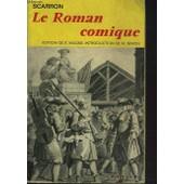 Scarron Le Roman Comique Pas Cher Ou Doccasion Sur Rakuten