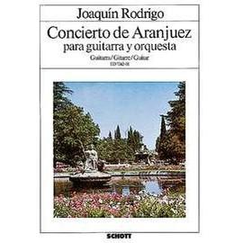 Rodrigo : Concierto de Aranjuez