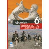 Histoire G�ographie Education Civique 6e de Fr�d�ric Fouletier
