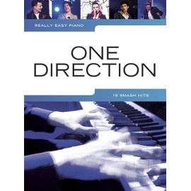 Really Easy Piano : One Direction