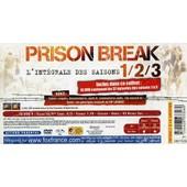 Prison Break - L'int�grale Des Saisons 1 / 2 / 3 - Pack