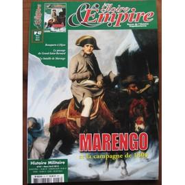 Gloire Et Empire 47 Marengo Et La Campagne De1800