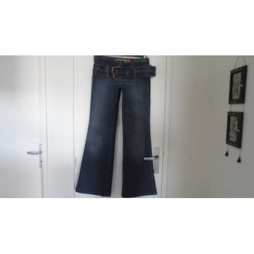 Jeans <strong>guess</strong> bleu taille w 27