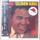 Take Me / Atlantic Japon - Solomon Burke