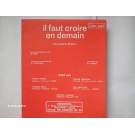 IL FAUT CROIRE EN DEMAIN // QUAND TU REVES // HERVE VILARD