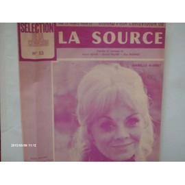 LA SOURCE / Isabelle Aubret