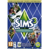 Les Sims 3 - Hidden Springs - Code In A Box