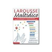 Larousse Multidico - Ensemble De Bo�tes - 1 Utilisateur - Cd - Win - Fran�ais