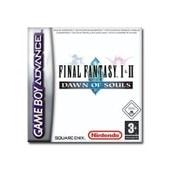 Final Fantasy I & Ii: Dawn Of Souls - Ensemble Complet - Game Boy Advance