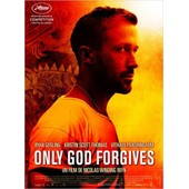 Only God Forgives - V�ritable Affiche De Cin�ma Pli�e - Format 120x160 Cm - De Nicolas Winding Refn Avec Ryan Gosling, Kristin Scott Thomas, Gordon Brown, Vithaya Pansringarm, Tom Burke - 2013