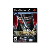Champions Return To Arms - Ensemble Complet - Playstation 2