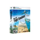 Microsoft Flight Simulator X - Ensemble Complet - Pc - Dvd - Win - Allemand