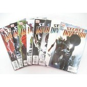 Lot Secret Invasion 1 � 8 Et Hors Serie 1 � 3 - Vf - Collection Compl�te