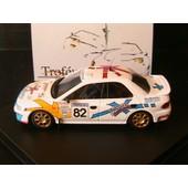 Subaru Impreza Sti #82 S.G. Croft Petch 96 Malcom Wilson Rally Trofeu 617 1/43