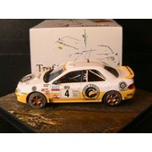 Subaru Impreza Sti #4 Moore Cook St John Ambulance Manx Rally 1995 Trofeu 618 1/43