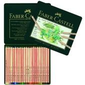 Faber-Castell - Boite De 24 Crayons Pastels Pitt