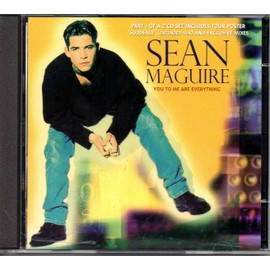 Sean MAGUIREYou to me are everyhting 4-Track jewel case includes tour posterMAXI CD