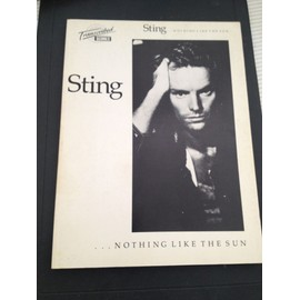 Sting nothing like the sun partitions