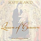 Scott Blasco: Queen Of Heaven - Kari Johnson & Scott Blasco