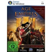 Age Of Empires Iii - Complete Collection [Import Allemand] [Jeu Pc]