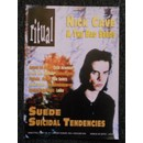 Ritual 23 : Nick Cave & The Bad Seeds - Suede - Diabologum - Pale Saints - Laika - The Ukrainians (Revue) - Livres et BD d'occasion - Achat et vente
