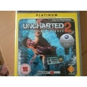 Uncharted 2 Among Thieves Platinum Version Uk