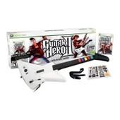 Guitar Hero 2 - Ensemble Complet - 1 Utilisateur - Xbox 360 - Avec Guitar