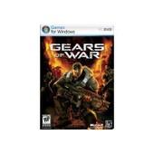 Gears Of War - Ensemble Complet - Pc - Dvd ( Bo�tier De Dvd ) - Win - Fran�ais