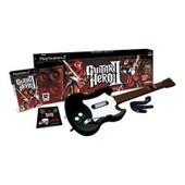 Guitar Hero 2 Bundle - Ensemble Complet - 1 Utilisateur - Playstation 2 - Avec Guitar