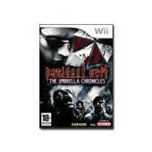 Resident Evil Umbrella Chronicles - Ensemble Complet - Wii - Fran�ais