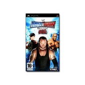 Wwe Smackdown Vs. Raw 2008 - Ensemble Complet - Playstation Portable