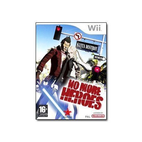 No More Heroes / Jeu console Wii