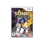 Sonic And The Secret Rings - Ensemble Complet - Wii