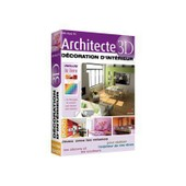 Architecte 3d Decoration D'interieur - Ensemble De Bo�tes - Dvd - Win - Fran�ais