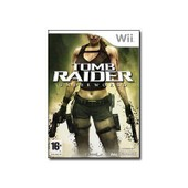Lara Croft Tomb Raider Underworld - Ensemble Complet - Wii