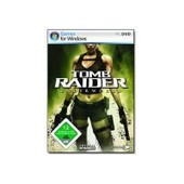 Tomb Raider Underworld - Ensemble Complet - Pc - Dvd - Win - Allemand