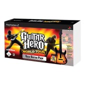 Guitar Hero World Tour Bundle - Ensemble Complet - 1 Utilisateur - Playstation 2