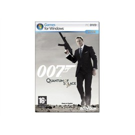 Image 007 Quantum Of Solace Ensemble Complet Pc Dvd Win