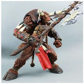 Action Figurine Shaman Tauren World Of Warcraft Sota Wow / Hauteur 27cm