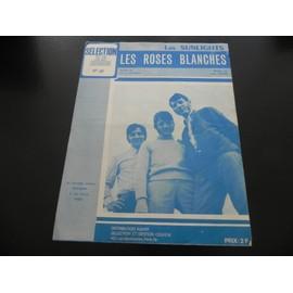 Les roses blanches  Selection de la chanson n°40