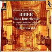 La Capella Reial De Catalunya / Le Concert Des Nations / Jordi Savall - Biber - Missa Bruxellensis Xxiii Vocum
